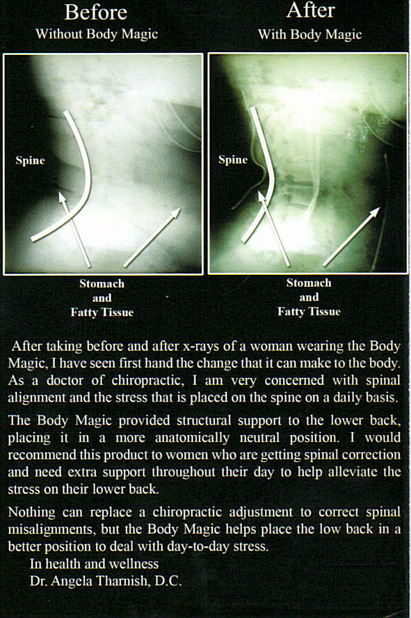 body magic reshaper